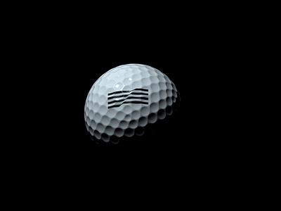 Johnny Fairways motion golf logo branding motion graphics animation 3d