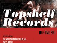 Topshelf Records @ CMJ