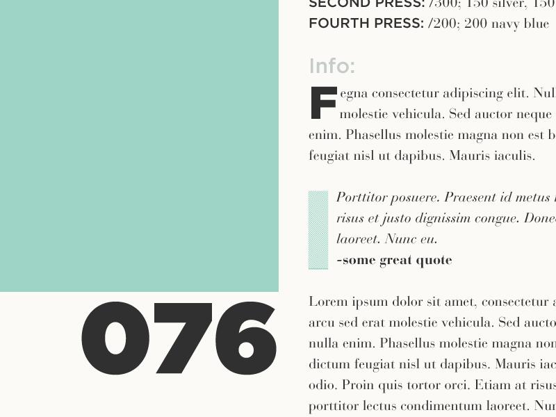 Topshelf Records - Site redesign 76 6 7 0 responsive responsive web design redesign type @font-face rwd web topshelf records topshelf typekit gotham bodoni proxima nova