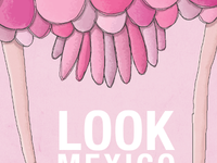 Look Mexico Poster