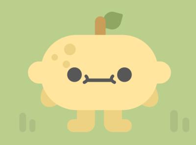 Sour minimal vector illustration flat illustrator graphic design design sour lemon
