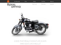 Royal enfield real pixel
