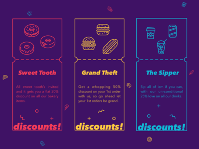 Discounts - Free Sketch File