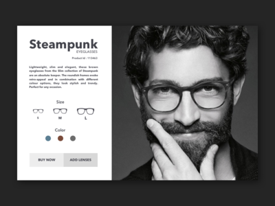 Steampunk Eyeglasses