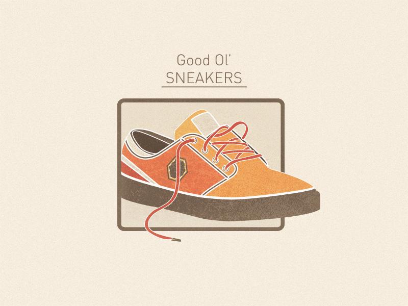Good ol  sneakers