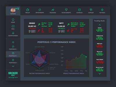 Broker Desktop App