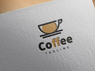 Logo Coffee branding logo design