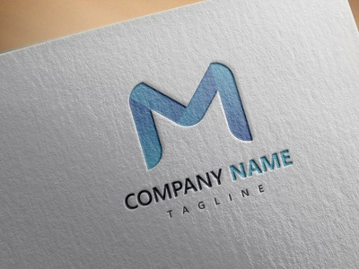 Logo Your Name branding logo design
