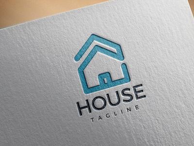Logo House branding logo design