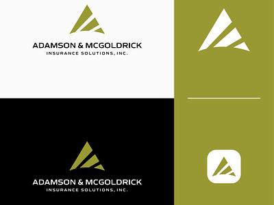 initial A + M Logo Design brand identity brand design logo design minimalistic typography minimalist logo minimalist minimal logodesign logo design illustration branding creative logo