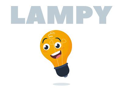 LIGHT BULB | NETAFIM smile simple icon animation 2d animations cute fun funny cute flat vector animation character design geek