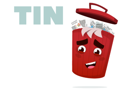 TIN   NETAFIM   GA-DA design trush video vectorart vector illustration flat characterdesign app animation 2d