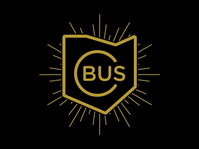 Cbus Ohio starburst gold black icon logo ohio columbus