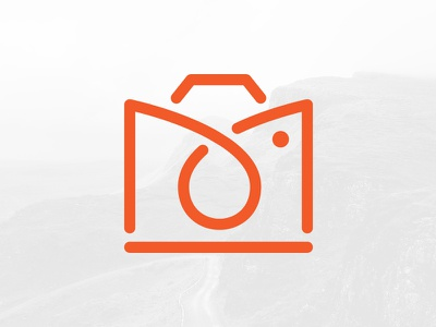 Photography Logo photo logo m logo m line icon photography