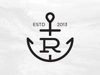 Rost Coffee Logo Concept