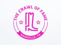 Crawl of Fame Logo
