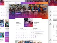 Homepage for Detska Univerzita Komenskeho