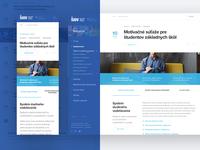Siov portal - homepage