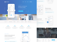 Aid A Trade Landing Page