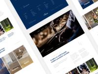 LeChomat homepage