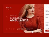 Gynaex homepage