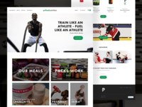 Primal Nutrition Homepage - Shopify