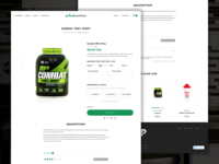 Primal Nutrition Product Page