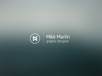 Mikk Martin personal identity