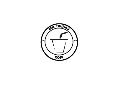 coffee cup logo logo design illustration