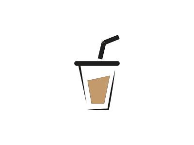coffee cup logo icon logo illustration design