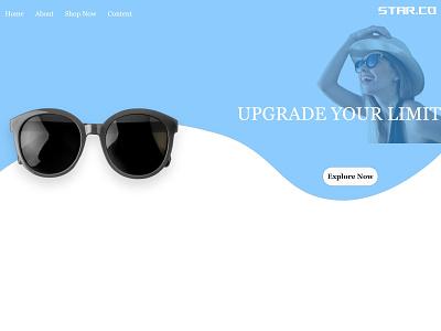 Landing Page practice learn simple design web ui ux