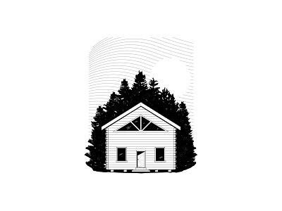 Cabin Ideas design vector illustration chattanooga texture vector cabin cabin log cabin