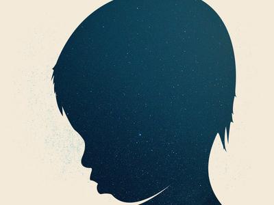 Amelia Kate love amelia daughter cosmos stars silhouette
