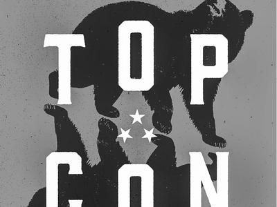 TopCon Noir noir bear stars tn chattanooga topcon