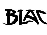 Blackliner Lettering WIP