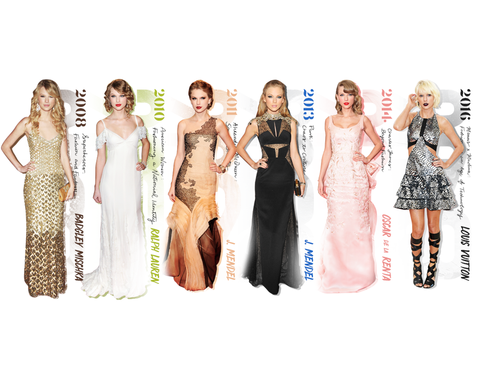 A Timeline Of The Met Galas Best Outfits