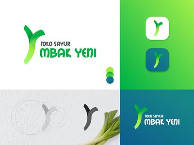 Logo Design For Mbak Yeni icon brand identity logotype logo design minimal logo identity branding identity design branding