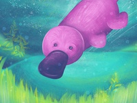 Happy Platypus