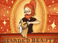 Bearded Beauty