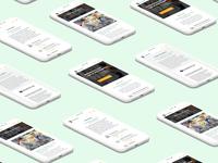 Emkat Solutions Inc. Mobile Website Design
