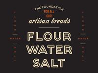 Flour Water Salt