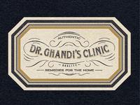 Dr. Ghandi