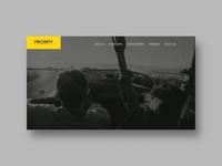 Petro Website Animation