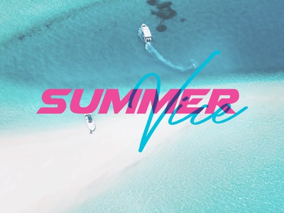 Summer Vice summer vice summertime boat teal pink vice miami vice miami summer