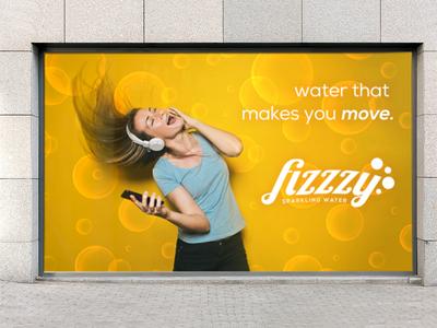 Fizzzy Billboard Mock-up