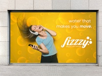 Fizzzy Billboard Mock-up
