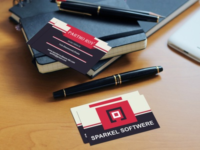 Professional Unique Luxury Business Card Design minimal illustration flat icon business card design brand identity app ux ui logo