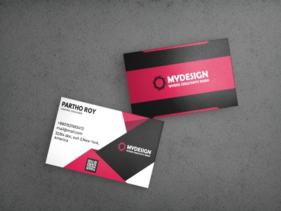 Professional Unique Luxury Business Card Design illustration icon minimal graphic design business card design brand identity app ux ui logo