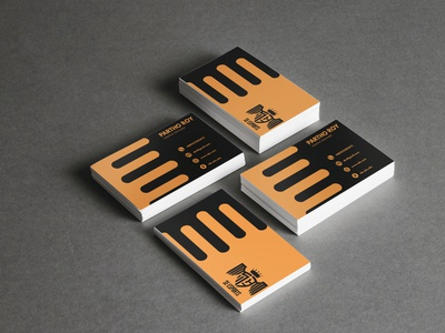 Professional Unique Luxury Business Card Design branding illustration minimal flat graphic design business card design brand identity ui ux logo
