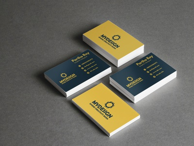 Professional Unique Luxury Business Card Design flat icon branding minimal graphic design business card design brand identity ui ux logo